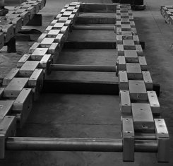 TATA Dummy Bars BW